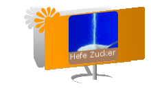 Hefe Zucker