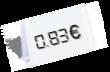 0,83 €