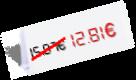 12,81 €