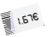 1,67 €