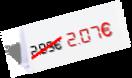 2,07 €