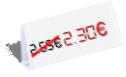 2,30 €