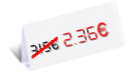2,36 €