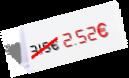 2,52 €