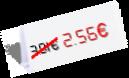 2,56 €