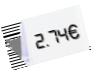2,74 €