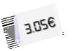 3,05 €