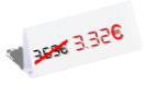 3,32 €