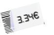 3,34 €