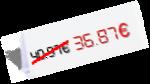 36,87 €