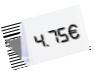 4,75 €