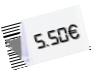 5,50 €