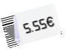 5,55 €