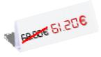 61,20 €