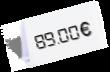 89,00 €