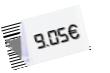 9,05 €