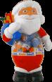 Kinder : Père Noël : Chocolat au lait : 135g