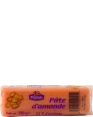 Maitre Prunille : pate d'amande rose : almond paste : 250g
