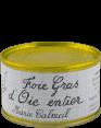 Marie Calmeil : foie gras d'oie entier : cuisine du sud-ouest : 130g