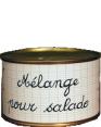 Marie Calmeil : mélange pour salade : Canard et oie : 390g