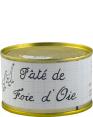 Marie Calmeil : pâté de foie : Oie : 130g