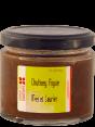 Voyage en Saveur : chutney figue fraîche : miel et laurier  : 130 g