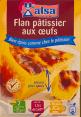 Alsa : flan pâtissier aux oeufs : Encore plus épais : 2 x 10 parts