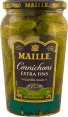 Maille : cornichons extra fins : Cueillis main : 400g