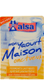 Alsa : mon yaourt maison : Ferments : 50g