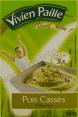 Vivien Paille : pois cassés : Légumes secs : 500g