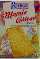 Alsa : Mamie Gateau citron : lemon-flavoured cake premix : 8 servings