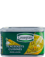 Cassegrain : flageolets cuisinés : Sélection extra-fins : 400g