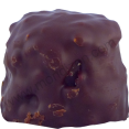 Suchard : L'original le rocher noir : dark chocolate : 7