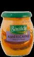 Benedicta : sauce americaine : Tomatoe-flavoured sauce : 250g