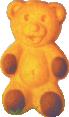 Lu : Lulu l'ourson : fourré au chocolat : fois 5