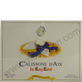 Calissons d'Aix : du Roy René : calissons : 500g