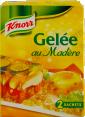 Knorr : gelée au madère : gelée alimentaire : 2 sachets