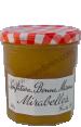 Bonne Maman : mirabelles : confiture fruits choisis : 370g