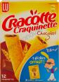 Lu : Cracotte Craquinette chocolat : Craquinettes fourrées au chocolat : fois 12