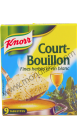 Knorr : court-bouillon : fish broth : 9 tabs