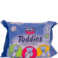Nivea bebe : Toddies : baby wipes : 60 wipes