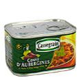 Cassegrain : Confit d'Aubergines à l'huile d'olive : A tartiner : 375 g