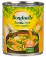 Bonduelle : Jardinière 4 légumes : Jardinière de légumes : 510 g
