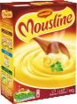Mousline : Mousline - Purée nature  : Purées natures : 8 sachets de 4 assiettes