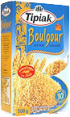 Tipiak : Boulgour - Blé dur précuit concassé  : Blé : 500 g