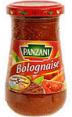 Panzani : PANZANI - Sauce bolognaise  : Avec viande : 210 g