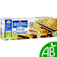 Bjorg : Gâteaux Fourrés au chocolat - Bio  : Diététiques Allégés : 225 g