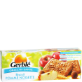 Gerble : GERBLE - Biscuits diététiques aux pommes et aux noisettes  : Diététiques Allégés : .23 Kg