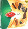 Delacre : Tea time - Assortiment de biscuits 10 variétés  : Biscuits chocolatés Assortiments : 250 g