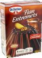 Ancel : ANCEL - Préparation pour flan entremets au chocolat  : Pâtisseries à préparer : 4 sachets